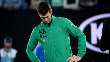"""Djoković nie wytrzymał, gdy padło pytanie o Bryanta. """"Mam złamane serce"""""""