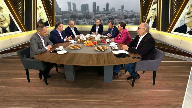 Politycy dyskutowali o możliwości przyśpieszonych wyborów