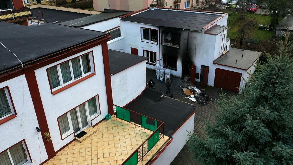 """""""Przyczyną tragedii był brak możliwości ewakuacji"""". Pięć nastolatek zginęło w pożarze"""