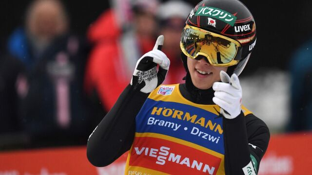 Pewna wygrana Kobayashiego w kwalifikacjach. Sześciu Polaków w konkursie w Val di Fiemme