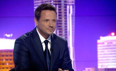 Trzaskowski: Codziennie słyszę porównania do Komorowskiego. Nie są uprawnione