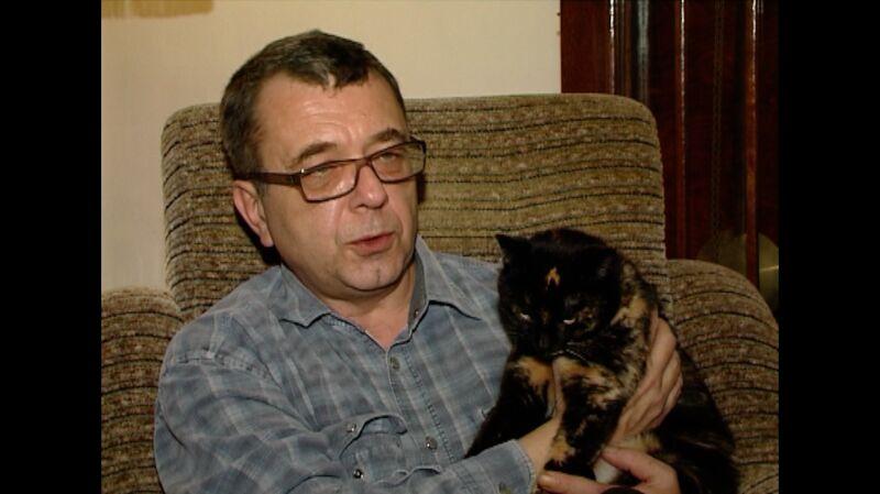Miecugow: kot Fruzia ma dwie dusze