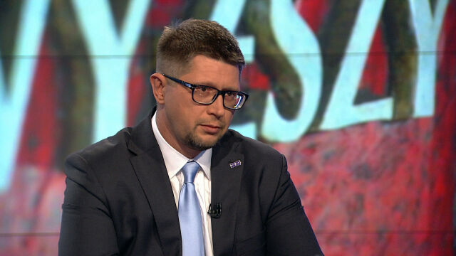 """Wojciech Łączewski był gościem pierwszej części """"Faktów po Faktach"""""""