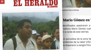 Dziewiąty zamordowany w tym roku dziennikarz w Meksyku