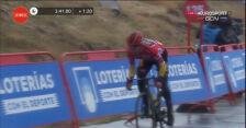 Roglić stracił koszulkę lidera na 6. etapie Vuelta a Espana