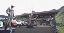 Rast najlepszy w niedzielnym wyścigu na Zolder, Kubica na podium
