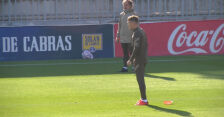 Luis Suarez i spółka przygotowują się do starcia z Bayernem