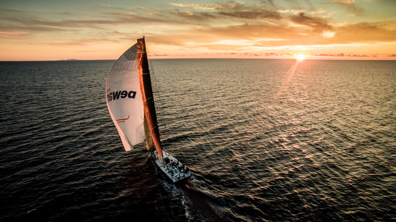 Wielki sukces polskich jachtów w regatach wokół Sycylii