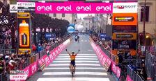 Tratnik wygrał 16. etap Giro d'Italia