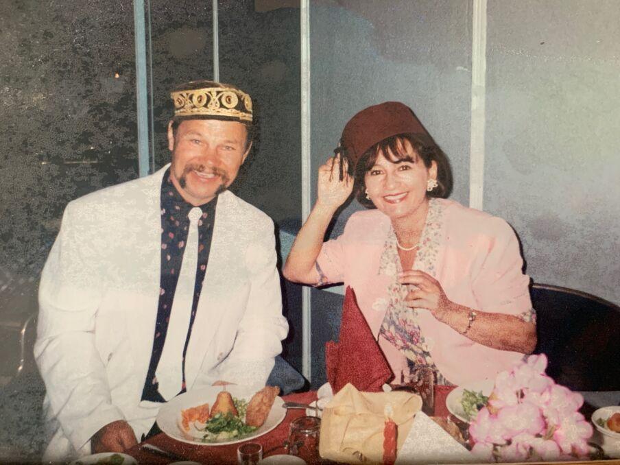 Druga zagraniczna podróż. Luksusowy rejs z Odessy
