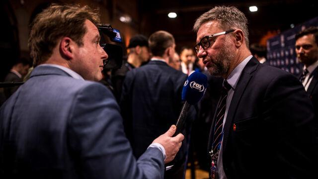 """Brzęczek o losowaniu Ligi Narodów. """"Holandia to jeden z głównych faworytów Euro"""""""