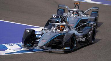 Sezon Formuły E zawieszony na dwa miesiące