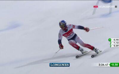 Pinturault wygrał slalom gigant w Hinterstoder