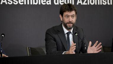 Prezes Juventusu podważa prawo rywali do występów w Lidze Mistrzów