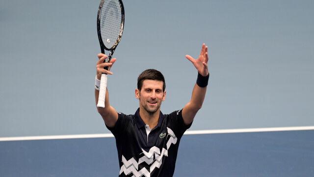 Djoković jedno zwycięstwo od wyrównania legendarnego rekordu