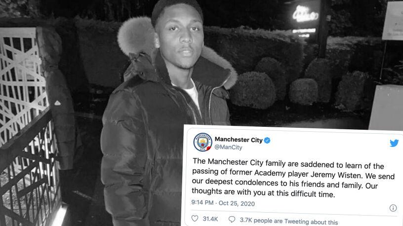 Nie żyje 17-letni piłkarz. Gwiazdy Manchesteru City poruszone