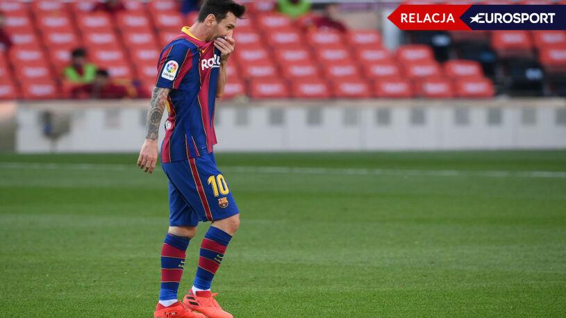 Messi i Barcelona w hicie fazy grupowej Ligi Mistrzów