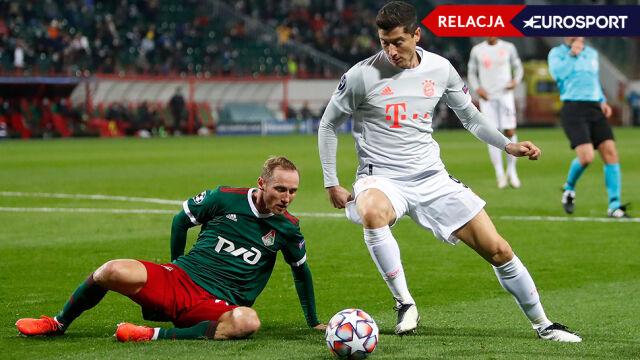 Lokomotiw - Bayern (RELACJA)