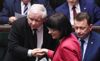 Kaja Godek reprezentowała Komitet #ZatrzymajAborcję