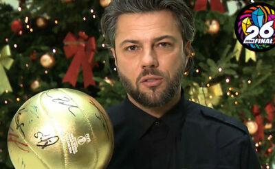 Piłka do siatkówki od Oliviera Janiaka