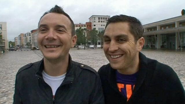 Pierwszy ślub gejów we Francji. Boją się zamieszek