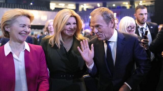 """Prezydent gratuluje Tuskowi i życzy """"osobistych sukcesów"""""""