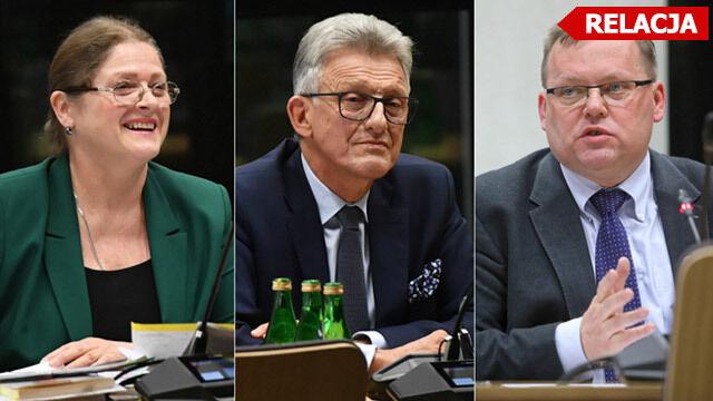 Piotrowicz, Pawłowicz, Stelina wybrani do Trybunału