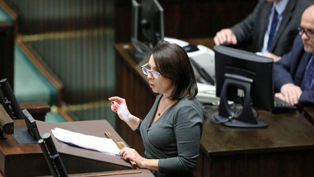 Gasiuk-Pihowicz: Wyborcy dali czerwoną kartkę Piotrowiczowi. Czy wy naprawdę chcecie dać teraz zielone światło Piotrowiczowi?