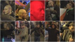 Po marszu narodowców policja publikuje wizerunki kolejnych poszukiwanych