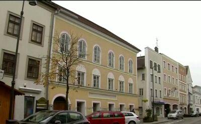 Dom, w którym urodził się Hitler będzie posterunkiem policji