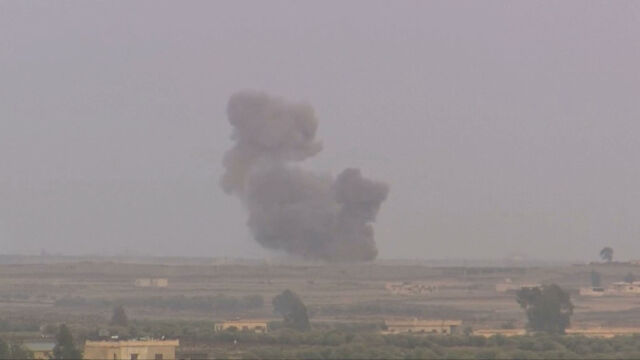 Echa syren nad Wzgórzami Golan. Izraelskie wojsko: znad Syrii nadleciały rakiety