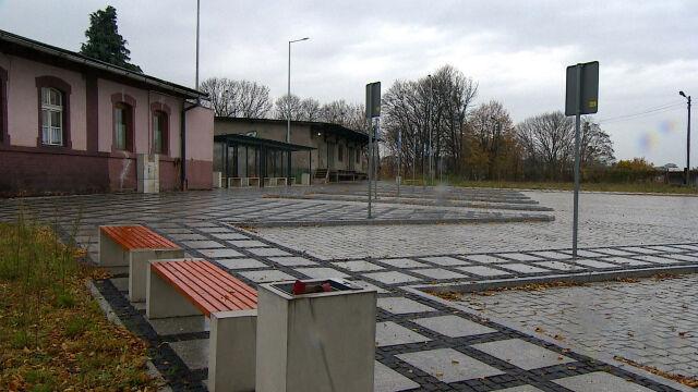 Zbudowali dworzec autobusowy, ale