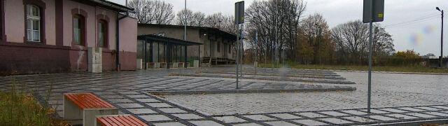 """Zbudowali dworzec autobusowy, ale """"nikt nie przewidział, że będzie problem dla autobusów"""""""