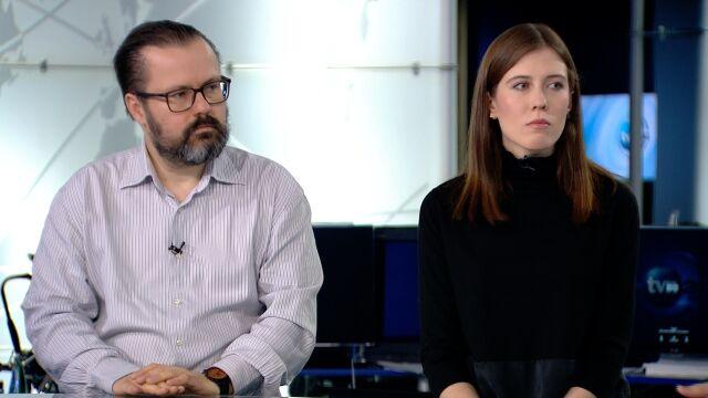 """Cała rozmowa z Bertoldem Kittlem i Anną Sobolewską o reportażu """"Superwizjera"""" """"Kibol, naziol, bandyta"""""""