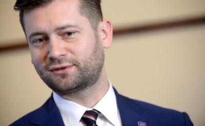 Rzecznik Porozumienia: będziemy rozmawiać z premierem o zmianie przepisów dla pieszych
