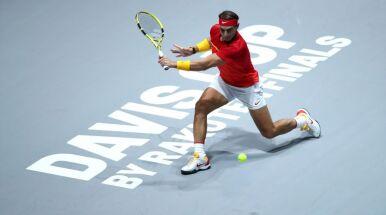 Nowy format Pucharu Davisa dał się we znaki Nadalowi i spółce