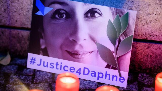Znany biznesmen zatrzymany  w związku z zabójstwem dziennikarki
