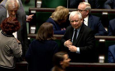 Kaczyński negatywnie oceniany za rozmowy w sprawie wieżowców