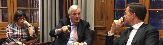 Główny negocjator: porozumienie dotyczące brexitu nie może zostać ponownie otwarte