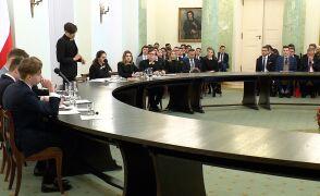 W pałacu prezydenckim odbyła się debata na 30. rocznicę Okrągłego Stołu