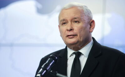 """Sondaż dla """"Faktów"""" TVN i TVN24 o tym, czy prezes PiS powinien rozmawiać o budowie wieżowca"""