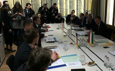 Rusza szczyt Grupy Wyszechradzkiej w Bratysławie