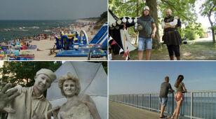 Bałtyk, jezioro Jamno i wydmowe lasy. Mielno na weekend