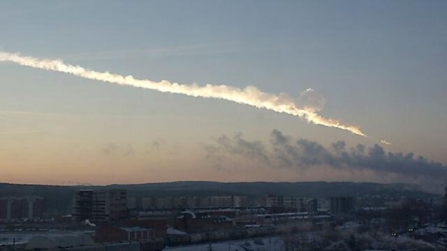 Czelabińskie meteoryty na wystawie. Zebrano 234 fragmenty
