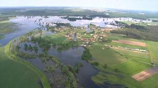 W szybkim tempie wzrasta poziom wody na Odrze
