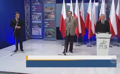 cddc4ea7ced519 Jarosław Kaczyński i Adam Hofman: To absurd/TVN24