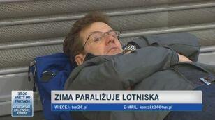 Leszek Jarosz o sytuacji w Belgii (TVN24)