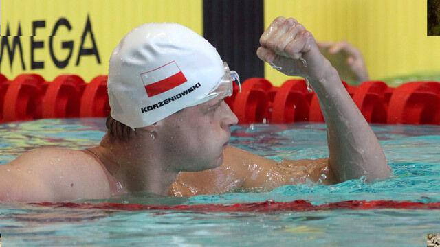 """Polak wicemistrzem świata na 200 m """"motylkiem"""""""