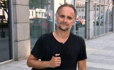 Artur Rojek opowiada o rodzajach muzyki i nazwie festiwalu