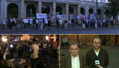 Kielce, Wrocław, Opole, Warsaw. Protests in defense of independent courts